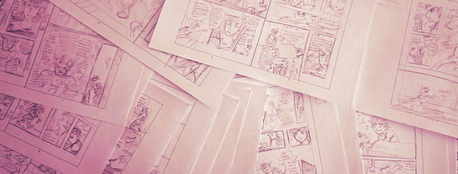 "Kurs ""Storytelling und Storyboarding"" im Ultra Comix  Nürnberg"